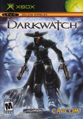 Darkwatch Cover Art