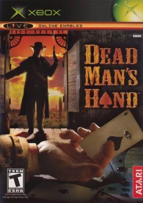 Dead Mans Hand Cover Art