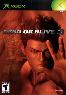 Dead or Alive 3 Cover Art