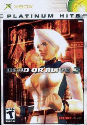 Dead or Alive 3 [Platinum Hits] Cover Art