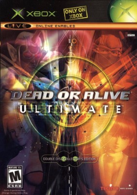 Dead or Alive: Ultimate Cover Art