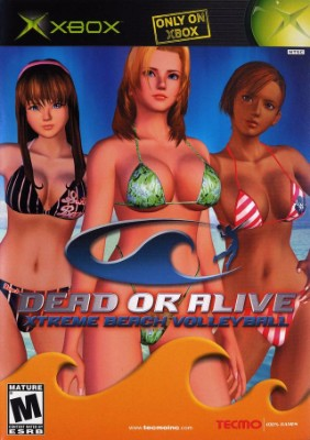 Dead or Alive: Xtreme Beach Volleyball Cover Art