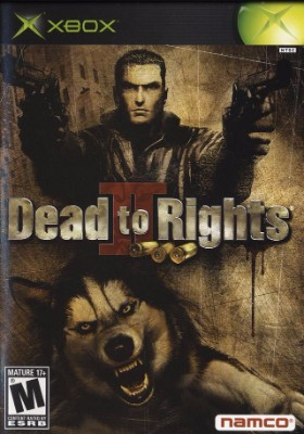 Dead to Rights II Cover Art