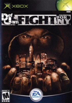 Def Jam: Fight for NY Cover Art