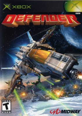 Defender Cover Art