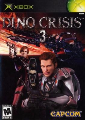 Dino Crisis 3 Cover Art