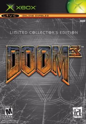 Doom 3 [Collectors Edition] Cover Art
