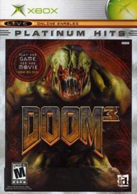 Doom 3 [Platinum Hits] Cover Art