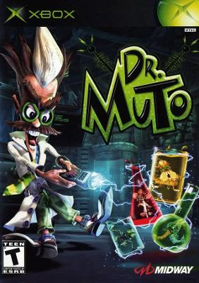 Dr. Muto Cover Art