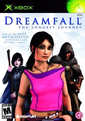 Dreamfall: The Longest Journey Cover Art