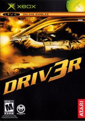 Driv3r Cover Art