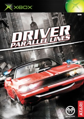 Driver: Parallel Lines Cover Art