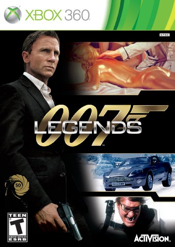 007 Legends Cover Art
