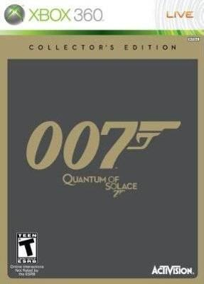 007: Quantum of Solace [Collector's Edition] Cover Art