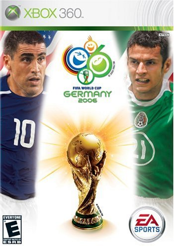2006 FIFA World Cup  Cover Art