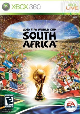 2010 FIFA World Cup Cover Art