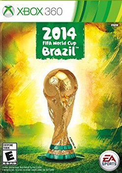 2014 FIFA World Cup Brazil Cover Art