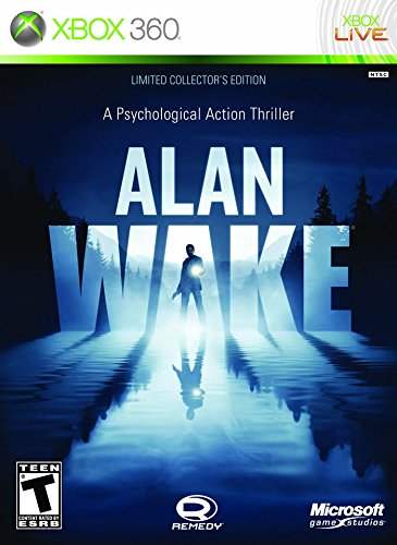 Alan Wake [Limited Edition] Cover Art