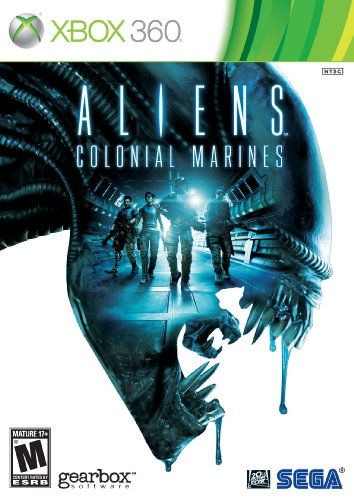 Aliens: Colonial Marines Cover Art