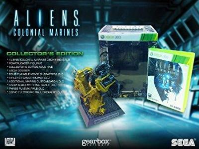 Aliens Colonial Marines [Collectors Edition] Cover Art