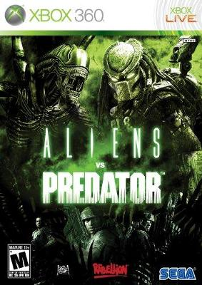 Aliens vs. Predator Cover Art