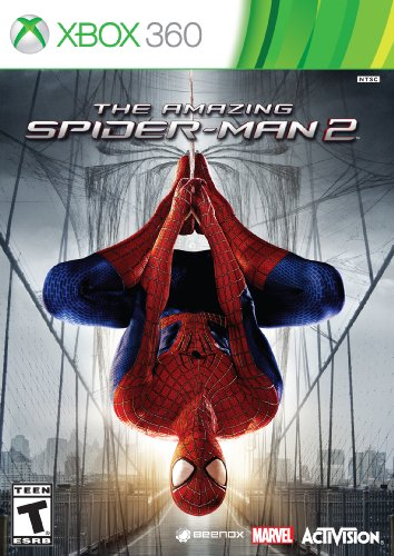 Amazing Spider-Man 2 Cover Art