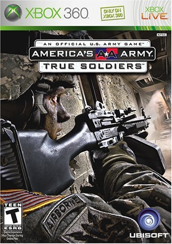 America's Army: True Soldiers Cover Art