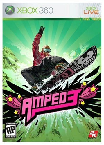 Amped 3 Cover Art