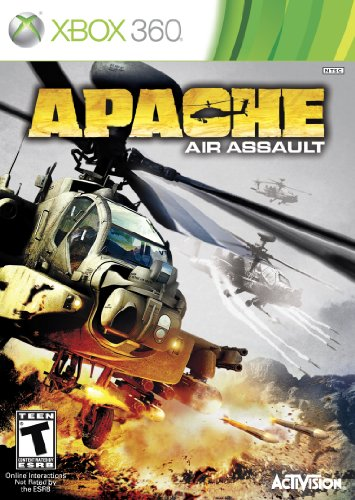 Apache: Air Assault Cover Art