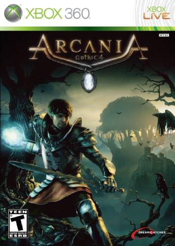 Arcania: Gothic IV Cover Art