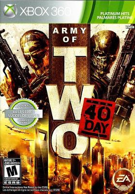 Army Of Two: The 40th Day [Platinum Hits] Cover Art
