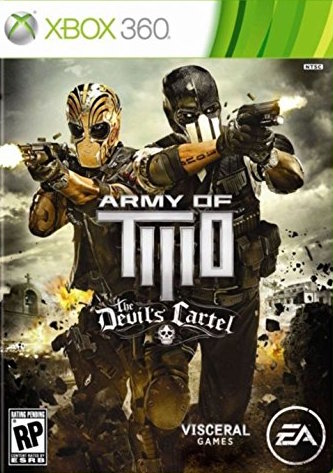 Army of Two: The Devil's Cartel Cover Art