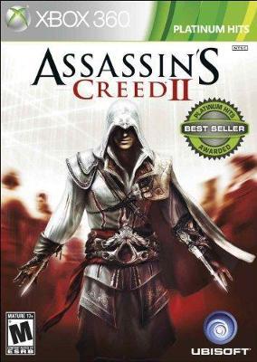 Assassin's Creed II [Platinum Hits] Cover Art