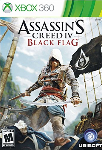 Assassin's Creed IV: Black Flag Cover Art