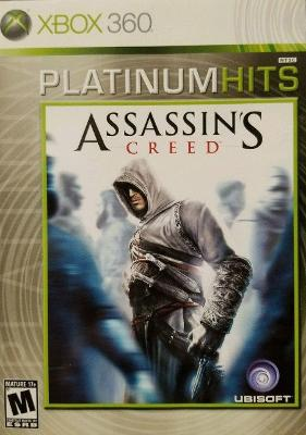 Assassin's Creed [Platinum Hits] Cover Art