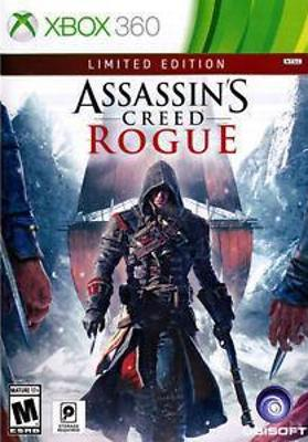 Assassin's Creed: Rogue [Limited Edition] Cover Art