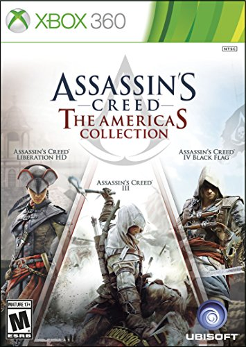 Assassin's Creed: The Americas Collection Cover Art