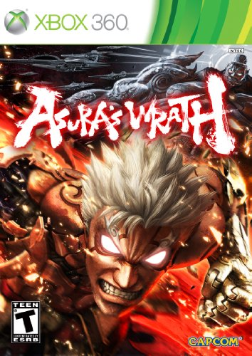 Asura's Wrath Cover Art