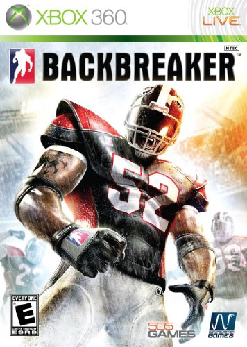 Backbreaker Cover Art