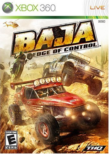 Baja: Edge of Control Cover Art
