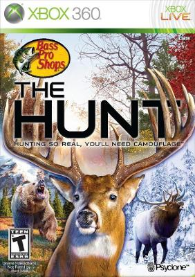 Bass Pro Shops: The Hunt Cover Art
