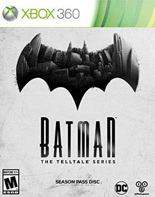 Batman: The Telltale Series Cover Art