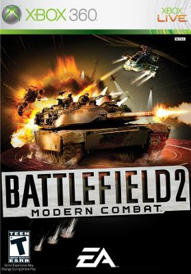 Battlefield 2: Modern Combat Cover Art