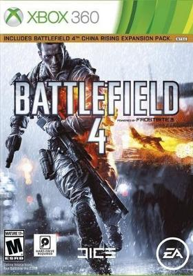 Battlefield 4 [Limited Edition] Cover Art