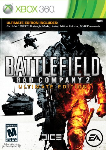 Battlefield: Bad Company 2 [Ultimate Edition] Cover Art