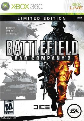 Battlefield: Bad Company 2 [Limited Edition] Cover Art