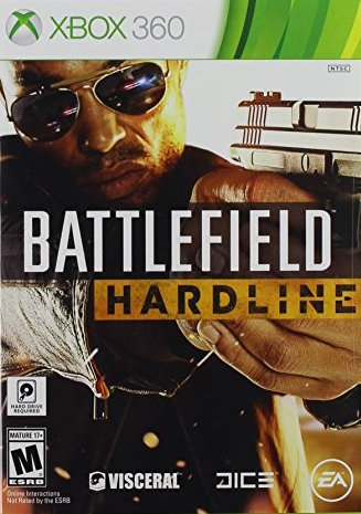 Battlefield: Hardline Cover Art