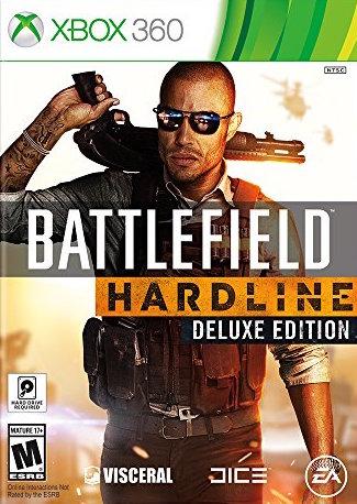 Battlefield: Hardline [Deluxe Edition] Cover Art