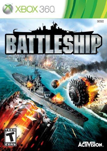 Battleship Cover Art