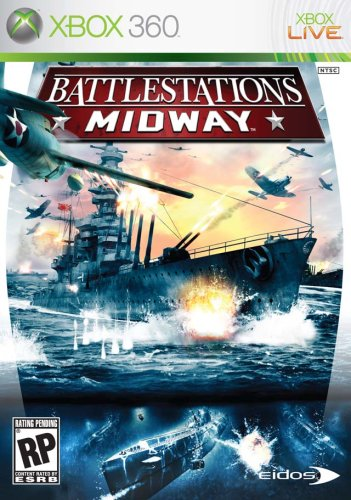 Battlestations: Midway Cover Art
